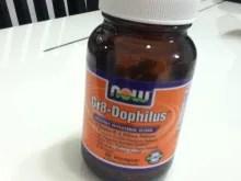 【乳酸菌】LG21乳酸菌 Now Foods Gr8-Dophilus 口臭予防・ピロリ菌対策