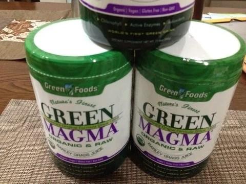 【青汁】酵素が活きた青汁グリーンマグマgreen magma 抗酸化デトックス