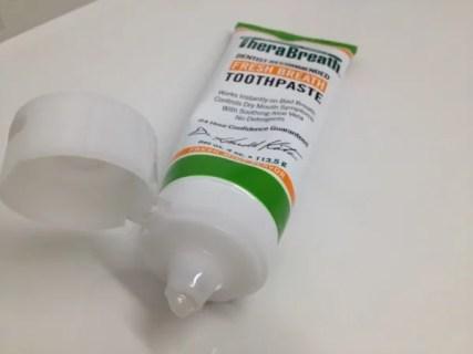アイハーブ口臭ドライマウスに効くTheraBreath歯磨き粉