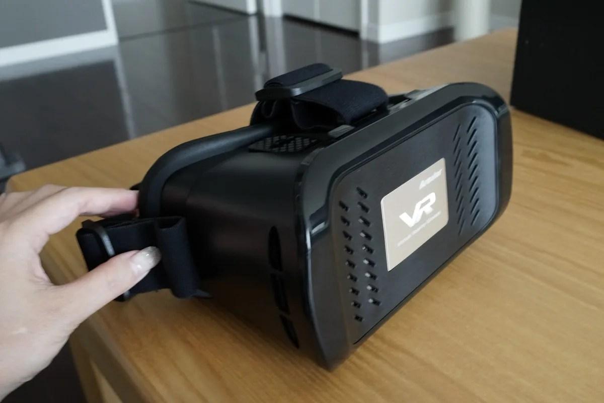 Amazonおすすめ Arealer 3D VR眼鏡 スマホで再生するYOUTUBEを立体映像化!