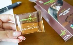 【チョコレート】Endangered カカオ72%と88%のダークチョコレート 甘くて美味しい!