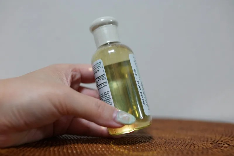 アイハーブおすすめの全身に使えるビタミンEオイル