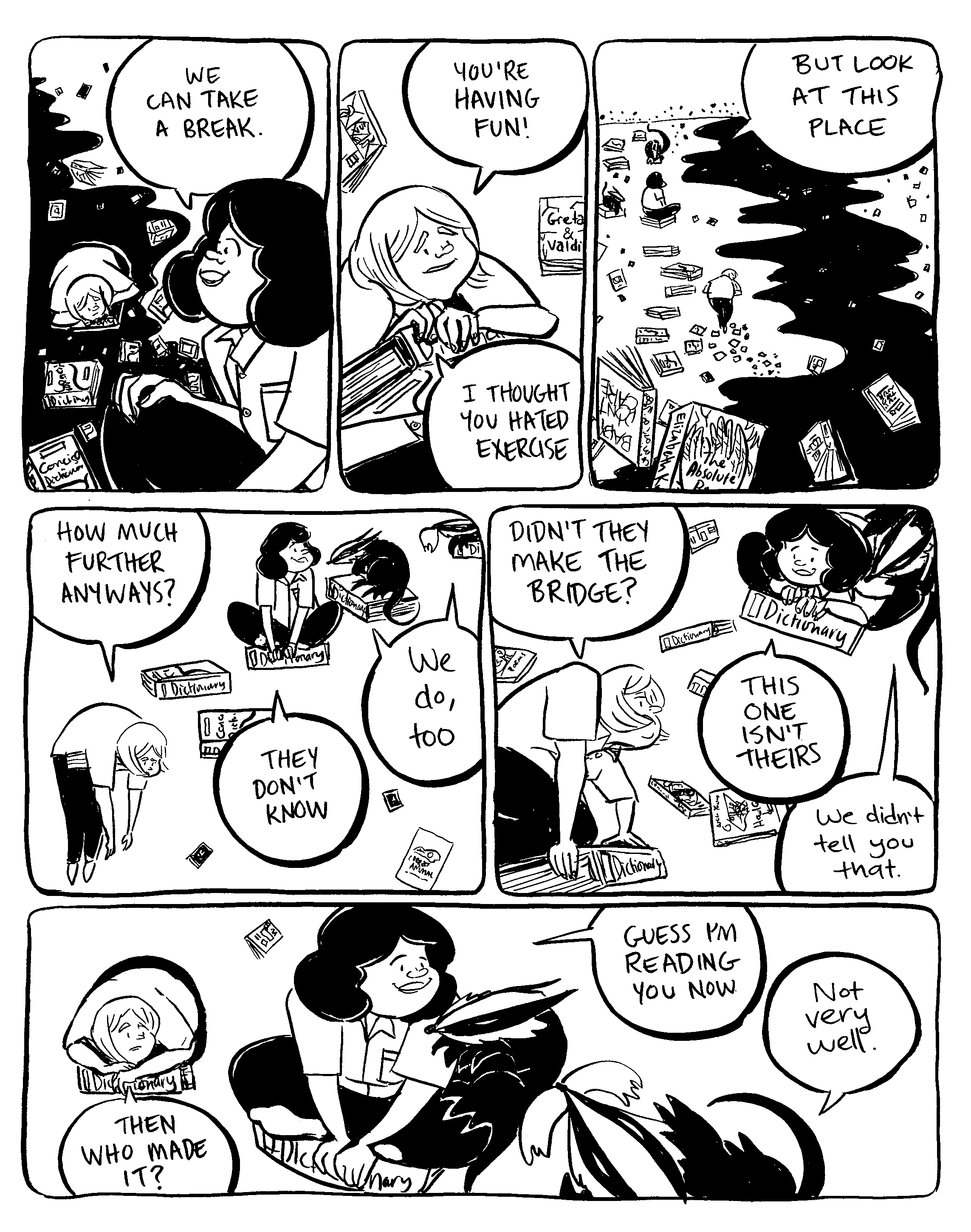 Book Dragons, page 104