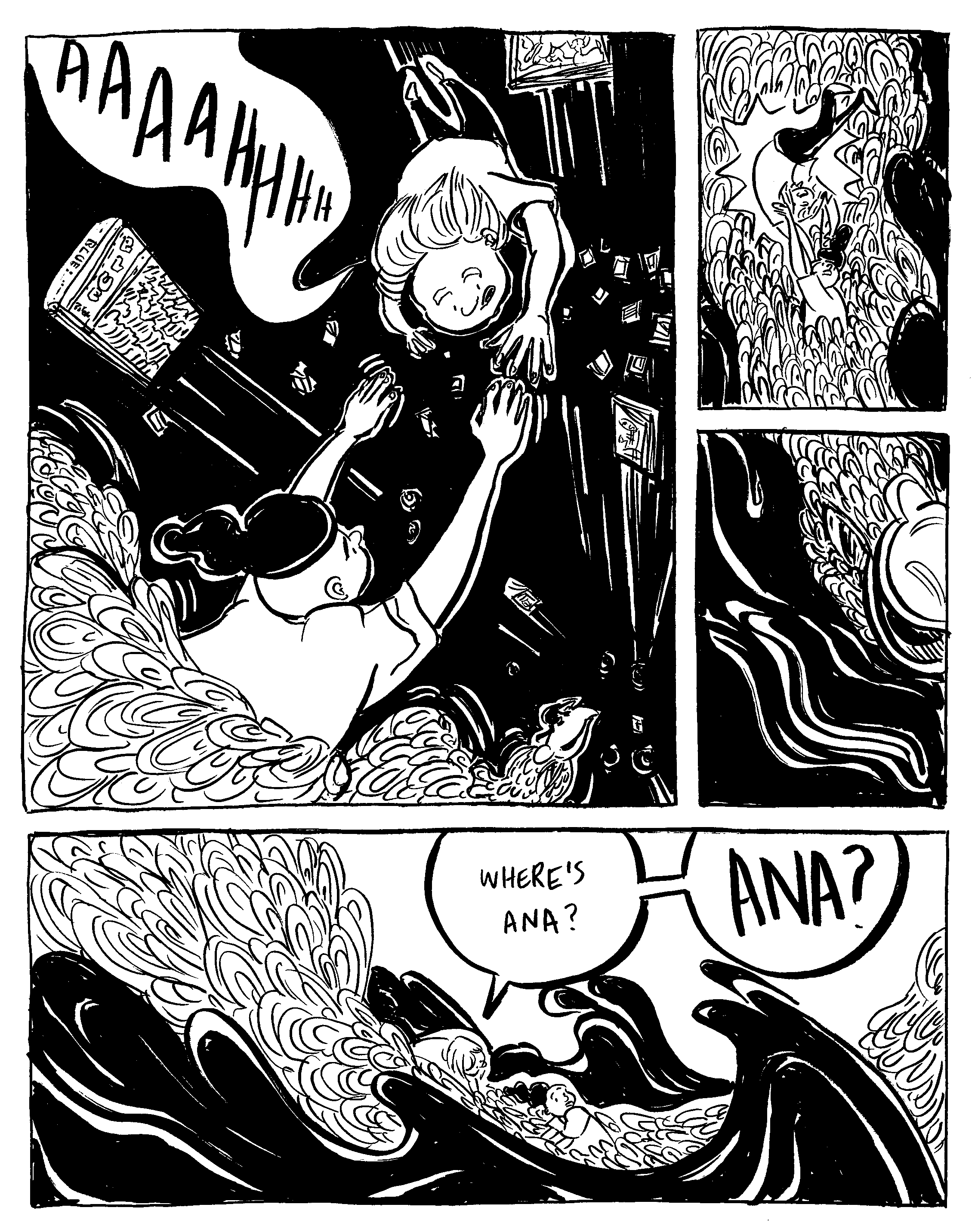 Page 120 of comic, Book Dragons