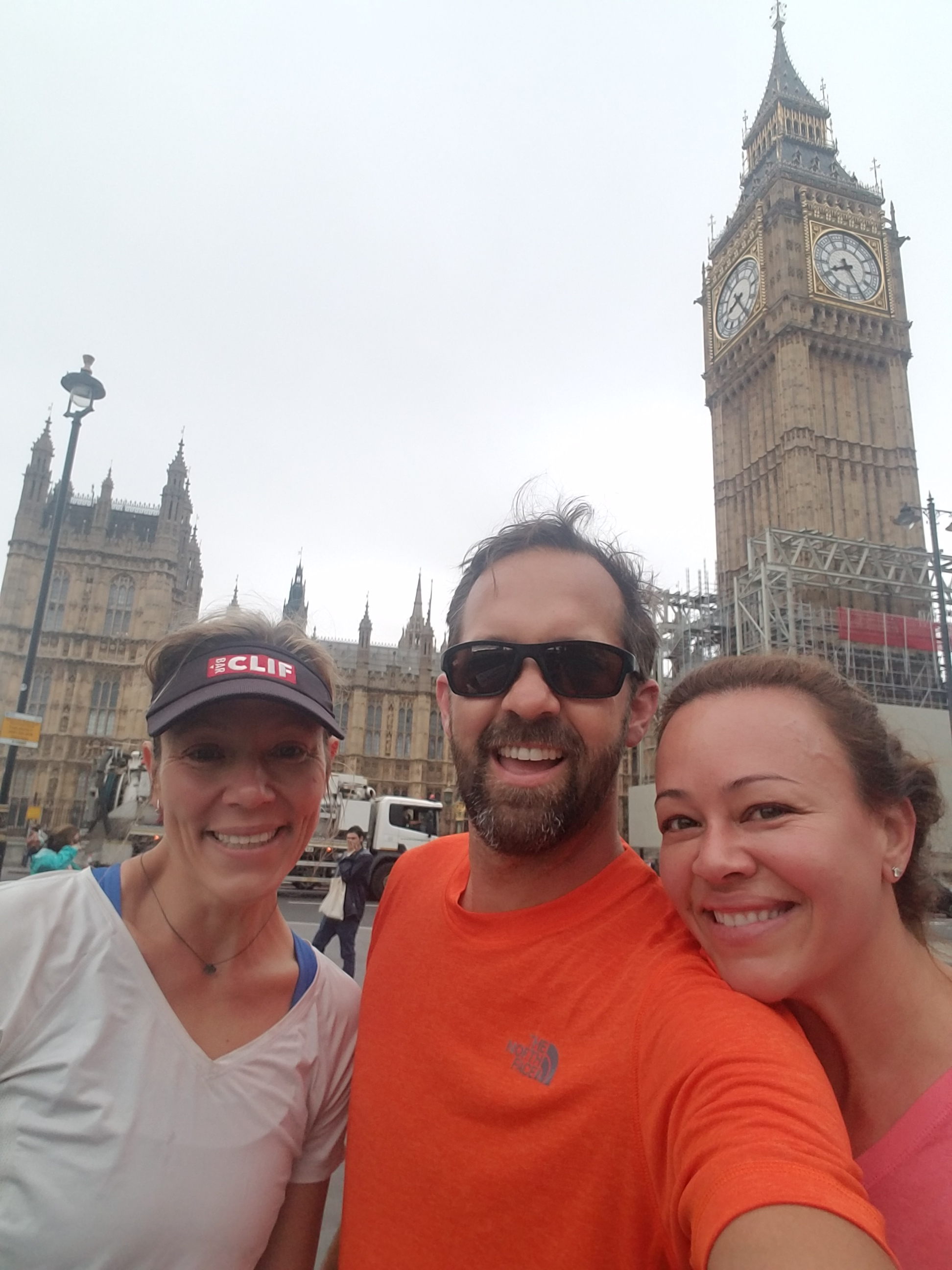 Selfies in London (with Friends) Day Two