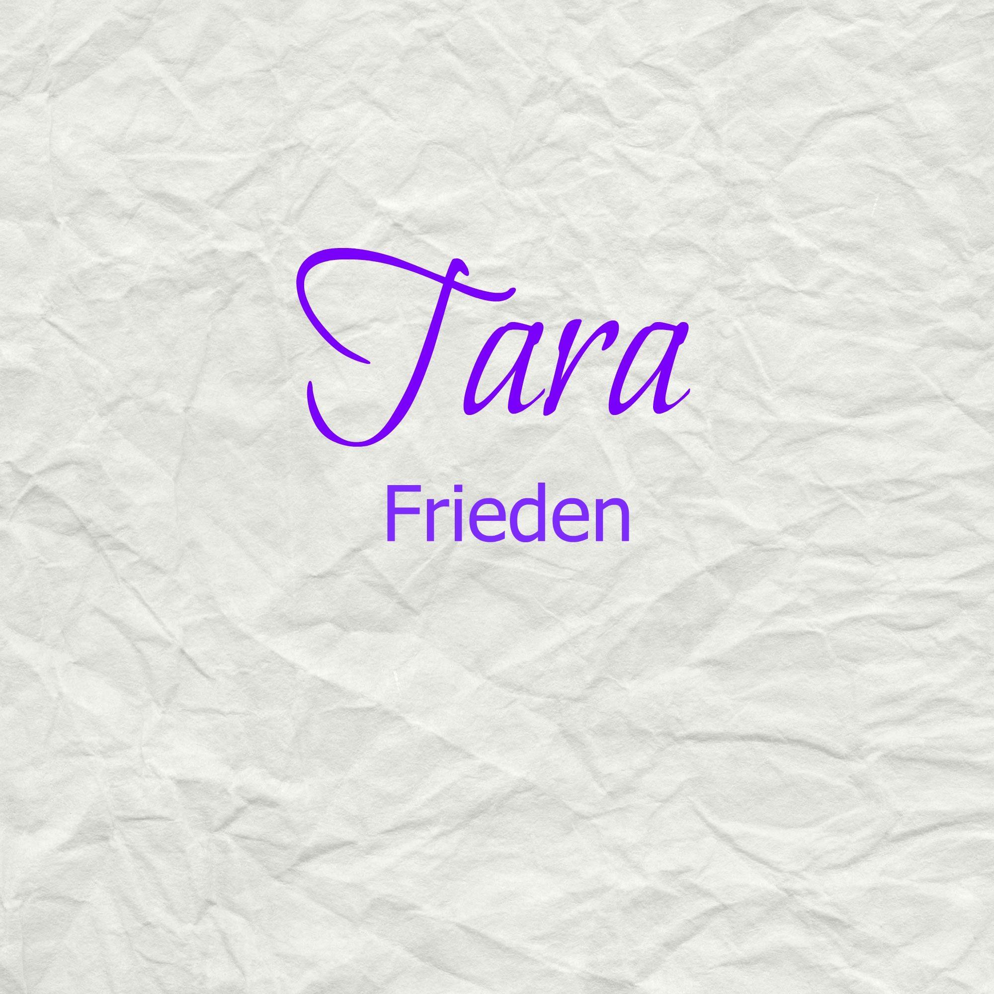 TARA FRIEDEN