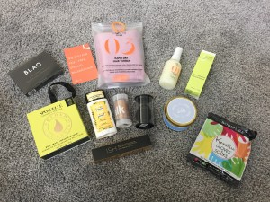 fabfitfun subscription box spring 2019 add-ons