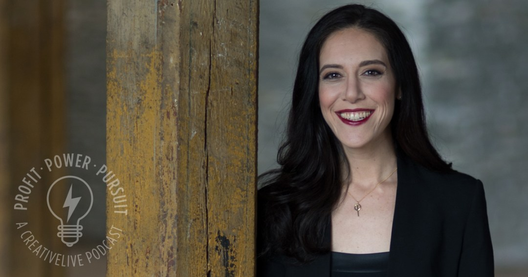 Setting Business & Personal Financial Goals with Worth It Author Amanda Steinberg