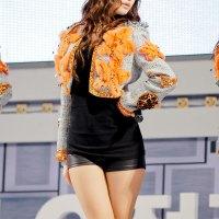 Jiyeon fanpics at LGHD event