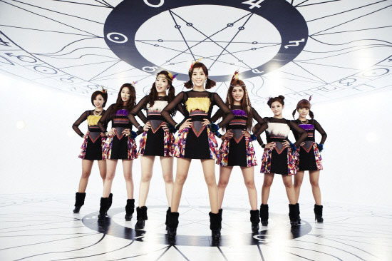 'T-ara YaYaYa Japanese single