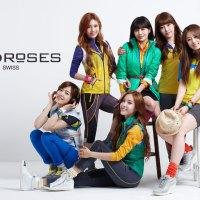 T-ara Wild Roses wallpaper