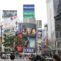 Jewelry Box Shibuya billboard