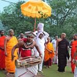 mahabodhi ceremony