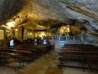 La grotte de Saint Michel