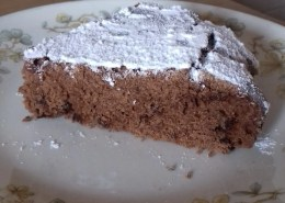 torta al cioccolato senza glutine di Rita