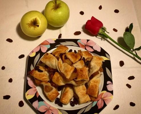 Torciglioni di mele