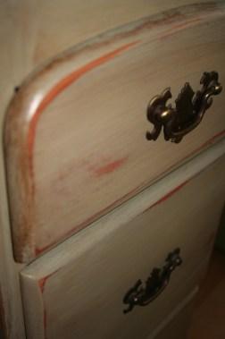 Drawer nightstand