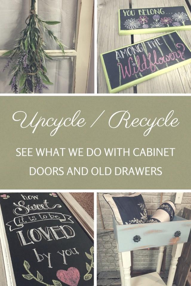 doors drawers reuse