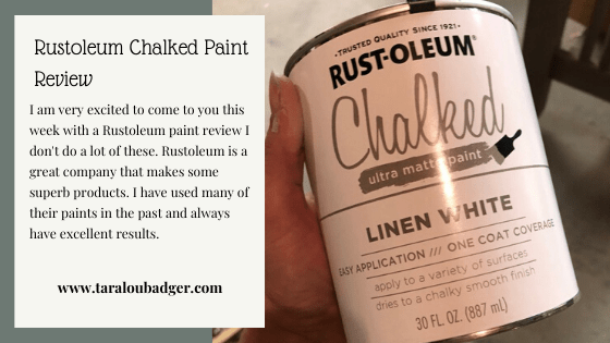 Rustoleum Paint Review