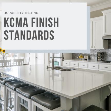 KCMA Finish Standards