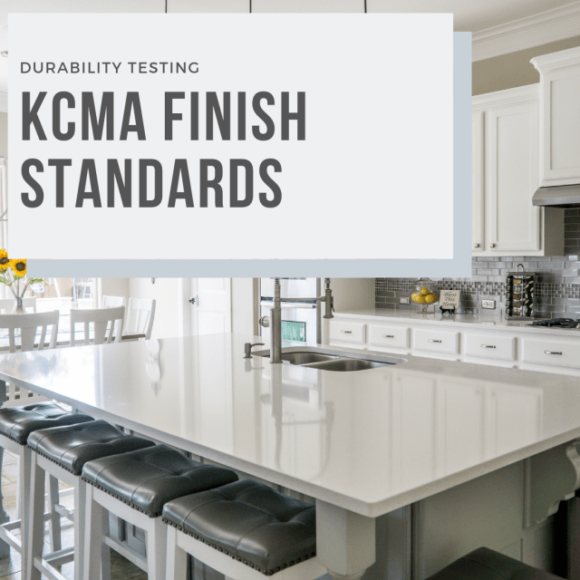 KCMA Finish Standards