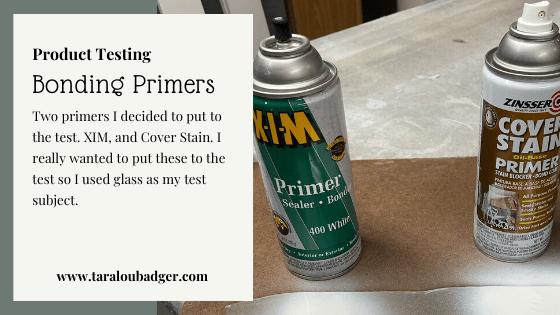 Bonding Primer Test