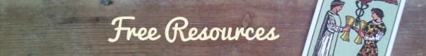 Free Resources - Tara Nikita