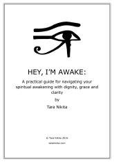 Hey I'm Awake - Tara Nikita