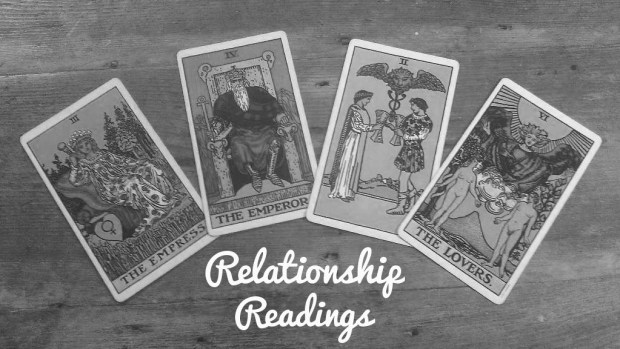 Relationship Readings - Tarot - Tara Nikita