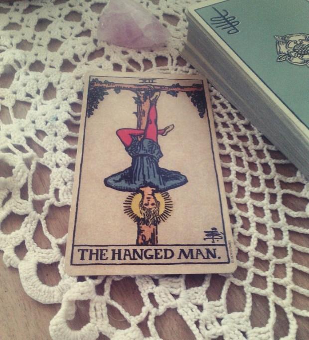 The Hanged Man - Tara Nikita