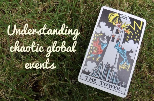 Understanding chaotic global events - Tara Nikita