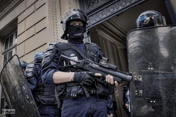 LBD POLICE RENNES CI