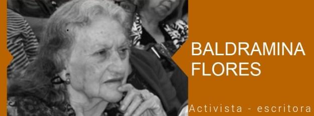 Baldramina Flores – Tarapacá en el Mundo