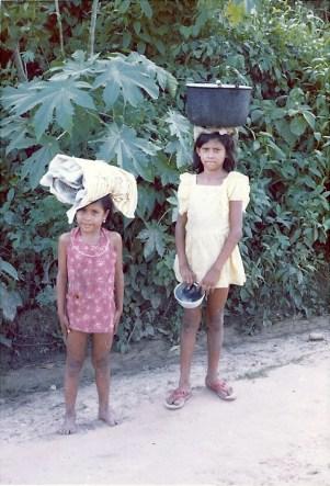 tarapoto peru children 1970s