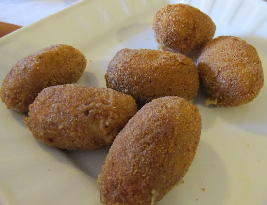 Spanish breaded food things