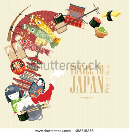 stock-vector-colorful-japan-travel-poster-travel-to-japan-there-is-text-in-japanese-japan-and-land-of-the-458715256