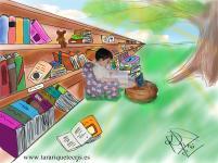 9 razones para ir con tu hijo a la biblioteca