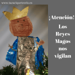 Los Reyes Magos nos vigilan y otras amenazas