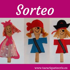 Sorteo marionetas