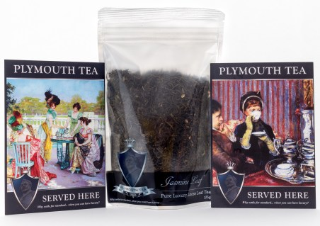 Plymouth Teas