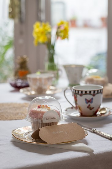 Tara's Busy Kitchen presents afternoon tea