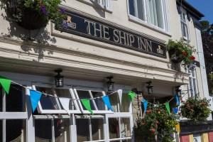 The Ship Inn, Fowey