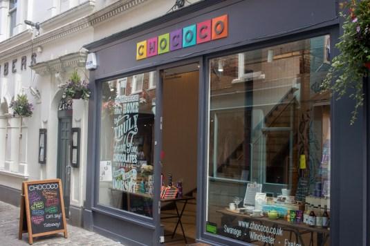 Chococo, Exeter