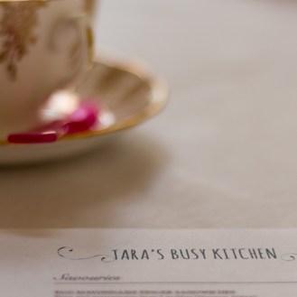 Tara's Busy Kitchen Presents