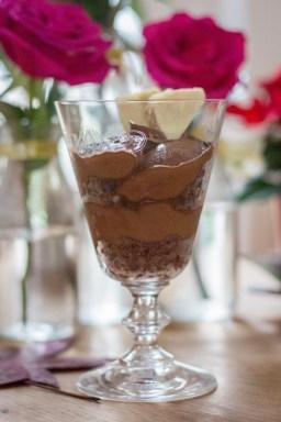 Christmas Cacao Pudding