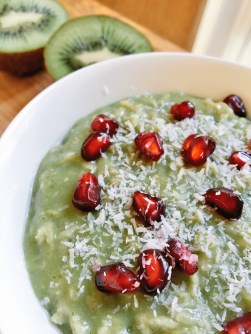 Matcha Green Tea Porridge
