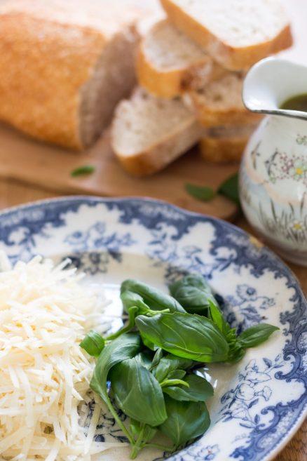 Sardinian Savoury Bread Pudding - Zuppa Gallurese