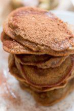 """""""Wake Me Up"""" Coffee pancakes"""
