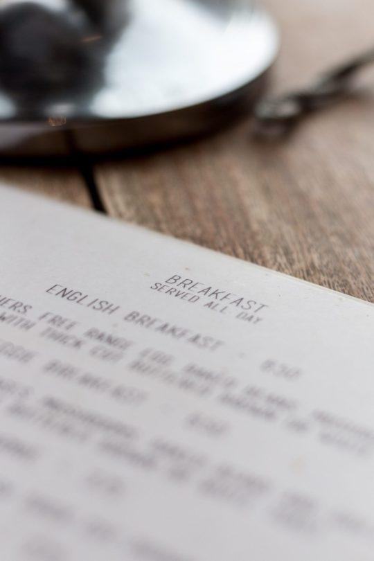No.1 Polsloe Cafe, Exeter
