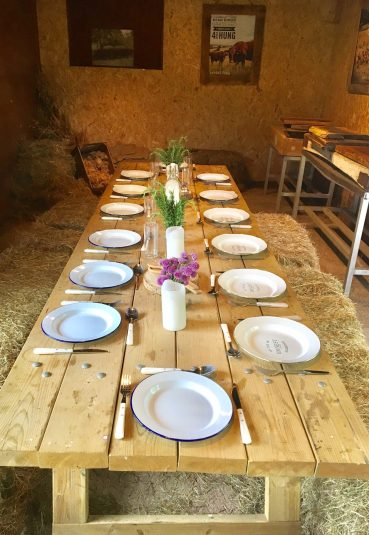 Beyond the Hedgerow at Pipers Farm